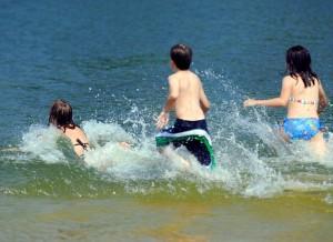 Hydrocution : peut-on se baigner après un repas