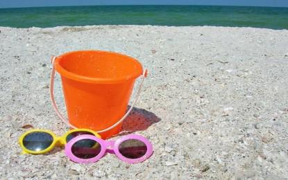 Vacances d'été, réflexe des lunettes solaires !