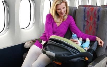 Les transports avec bébé