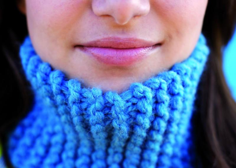 lèvres-froid