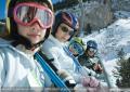 Au ski, la sécurité des petits