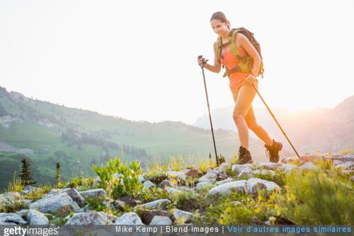 3 conseils  à retenir avant de partir faire un trek : marcher, marcher et marcher !