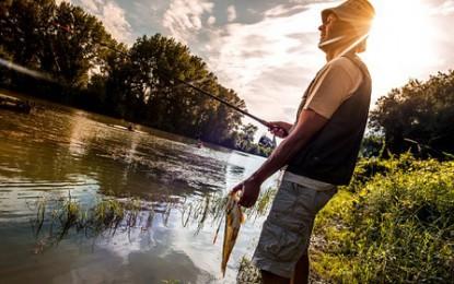 Et si vous vous mettiez à la pêche?